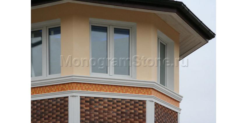 Архитектурные наличники на фасады