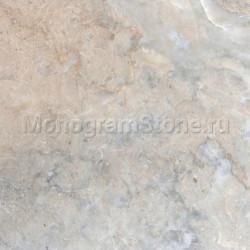 Мрамор серо-бежевый BZA-001 300х600х20 мм