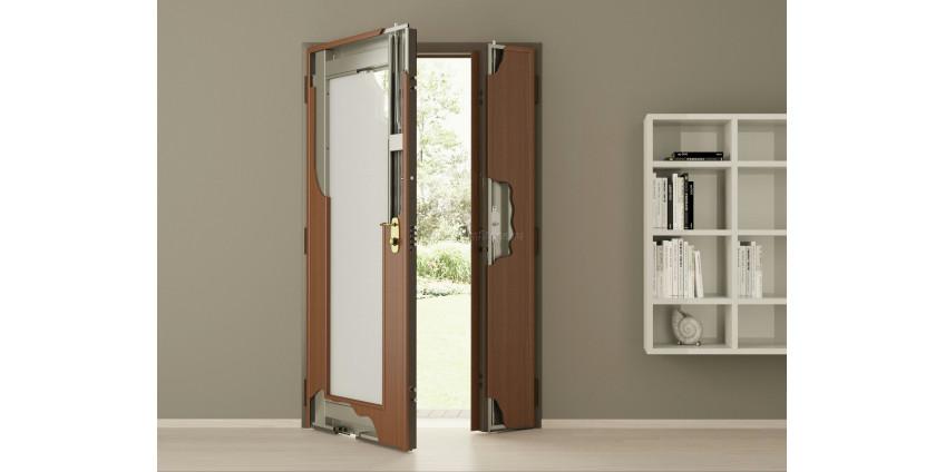 Выбираем входную дверь. Металлическая или деревянная?