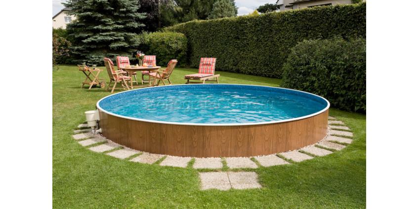 Выбираем бассейн для дачи (загородного дома)