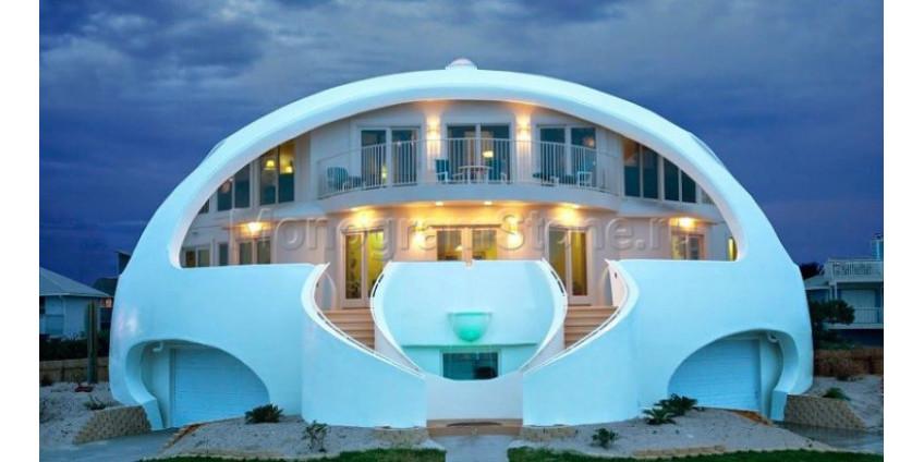 Круглый дом – жилая архитектура будущего